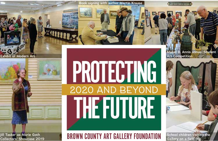 Brown County Fair 2020 Entertainment.Welcome To The Brown County Art Gallery