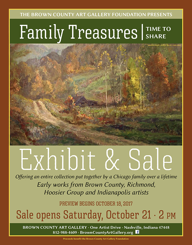 4609 091217 Family Treasures poster