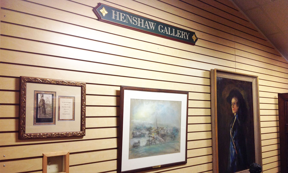 Henshaw Gallery